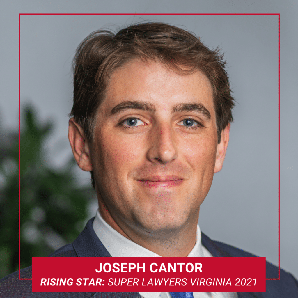 Personal injury lawyer Joseph Cantor